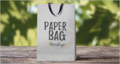 52+ Paper Bag Mockup PSD Templates
