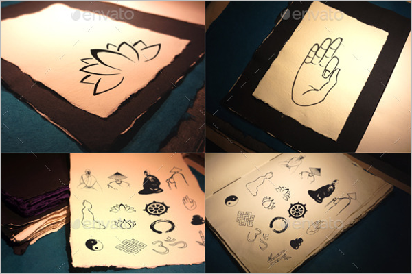 Paper Mockup Design Bundle