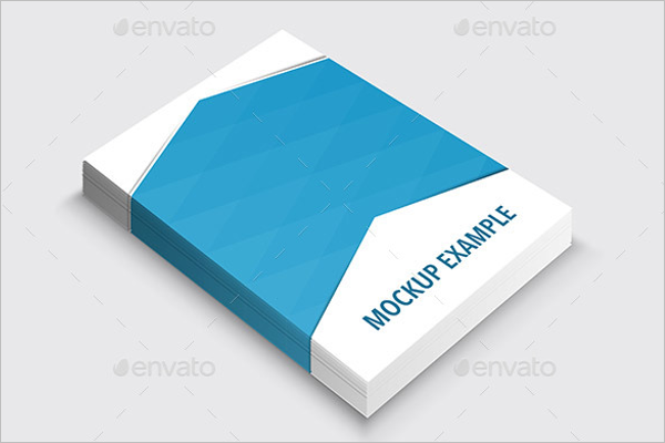 Paper Mockup PSD