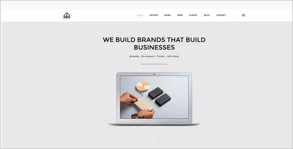 ParallaxJoomla Design Template