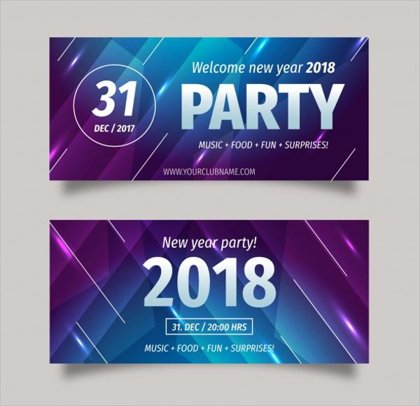 Party Banner Idea