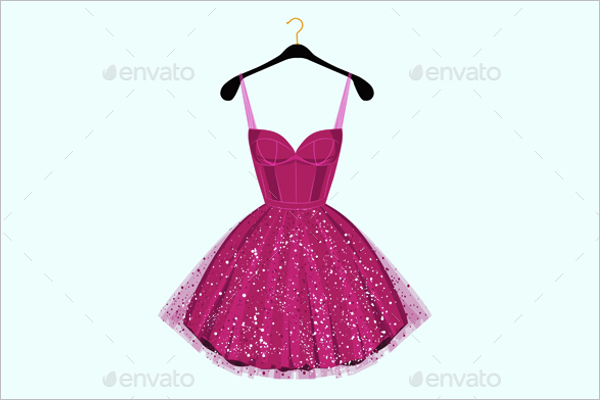 Party Dress Design