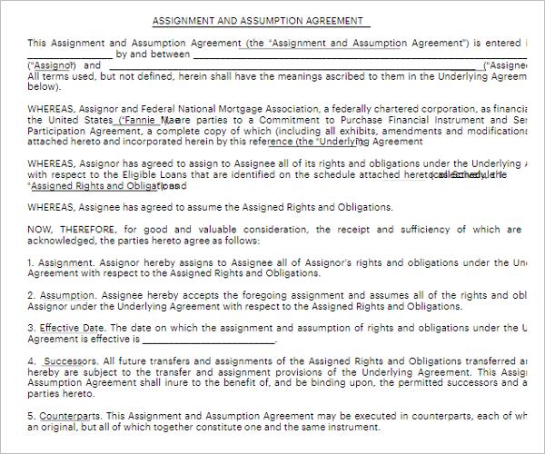 Partnership Agreement Form Template