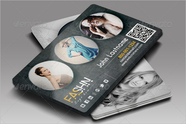 Personal Designer Business Card Template