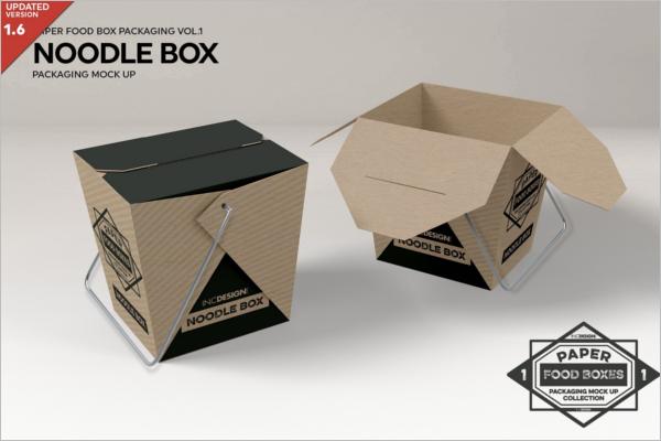 Pet Food Packaging Mockup