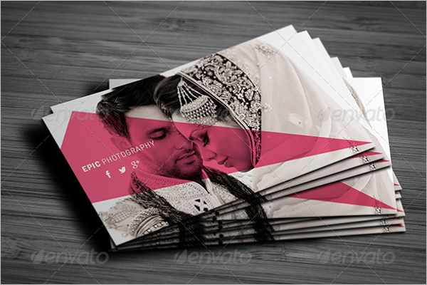 Photography Business Card Print Design