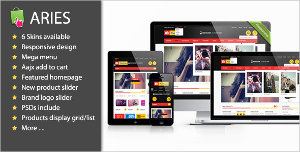 Photography Prestashop Theme