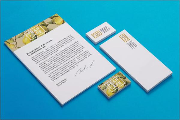 Photorealisitc Branding Mockup Design