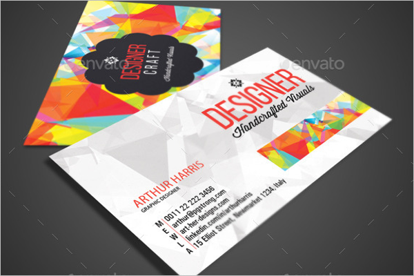 41 designer business card templates free printable psd photorealistic designer business card template accmission Image collections