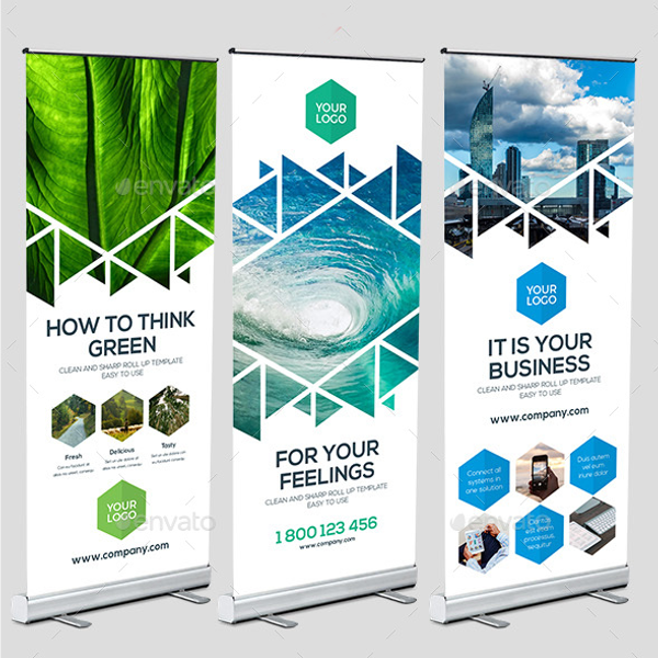 Photoshop Banner Template