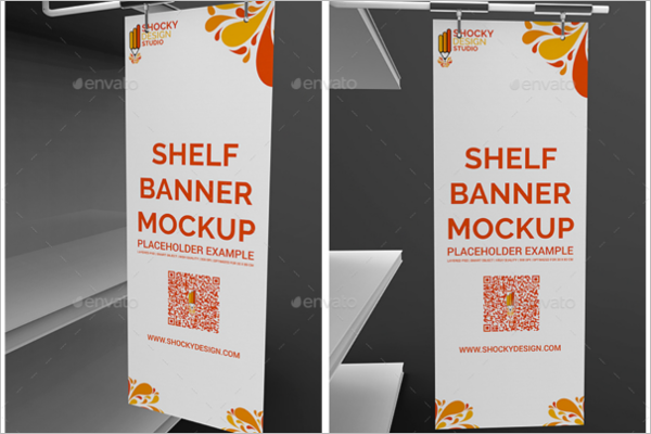Photoshop Banner Template PSD