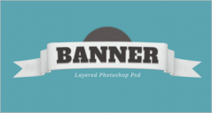 Photoshop Banner Templates