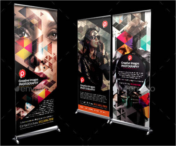 Photoshop Print Banner Template