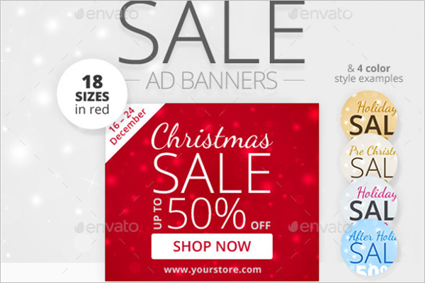 Photoshop Ad Banner Template