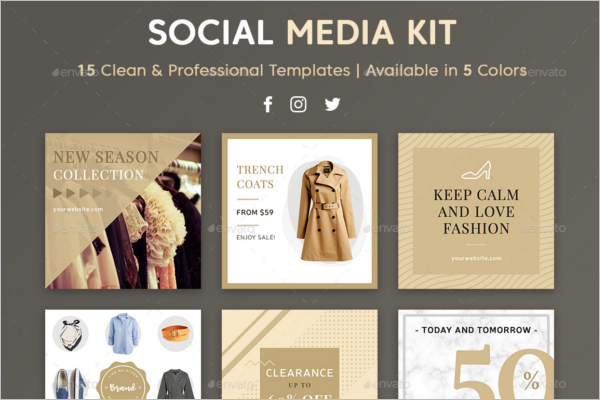 Photoshop Web Banner Template