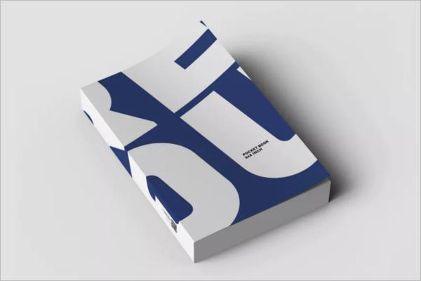 Pocket Book Design Template