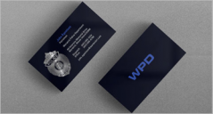 12+ Police Business Card Templates