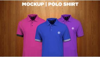 Polo T-Shirt Mockups