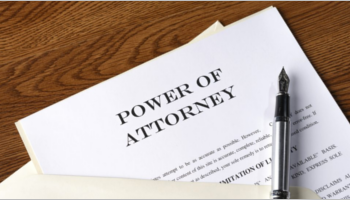 Free Power Of Attorney Forms