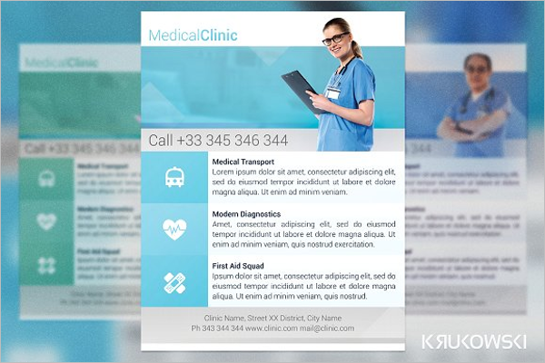 PowerPoint Medical Poster Template
