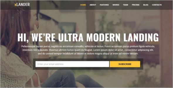 Premium Bootstrap Theme
