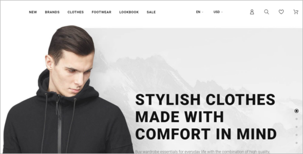 Prestashop 1.6.1 Nulled Theme
