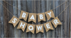 32+ Printable Baby Shower Banner Templates