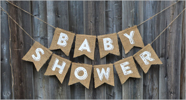 32 baby shower banner templates free psd word design ideas