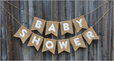 32 Baby Shower Banner Templates Free Psd Word Design Ideas