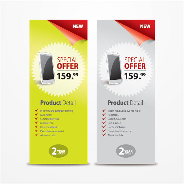 Product Sale Banner Template
