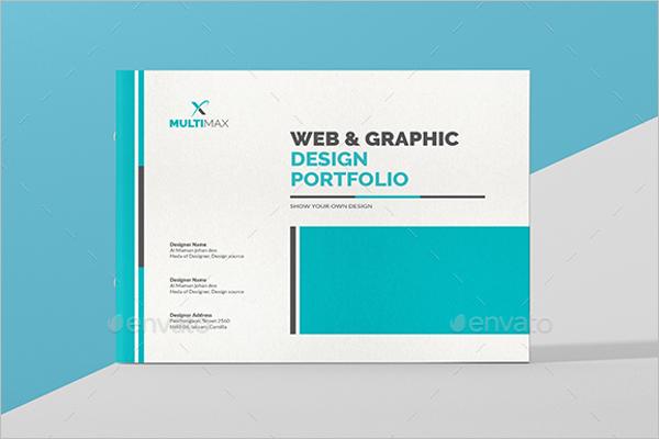 Professional Graphic Design Template