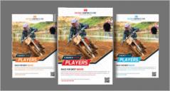 35+ Racing Flyer Templates PSD