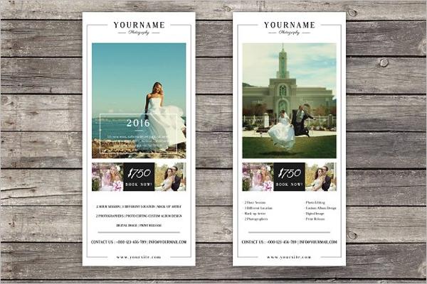 Rack Card Template For Publisher