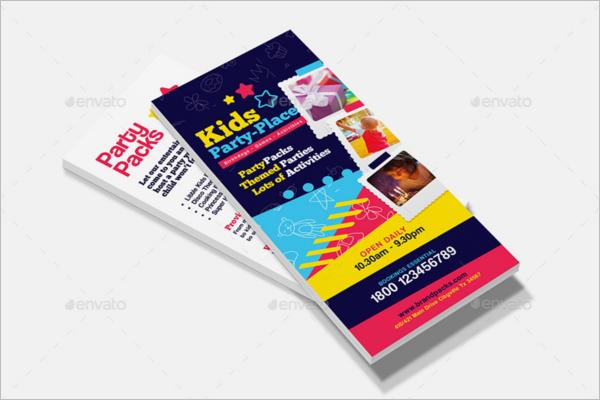 Rack Card Template Illustrator