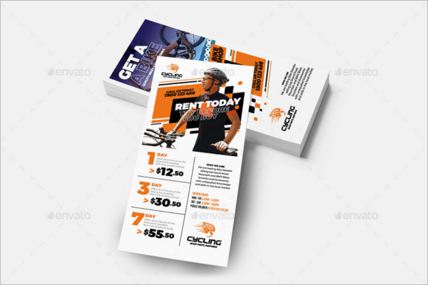 Rack Card Template Word