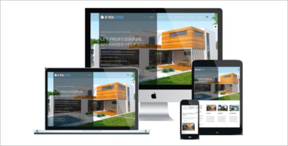 Real Estate Joomla Template