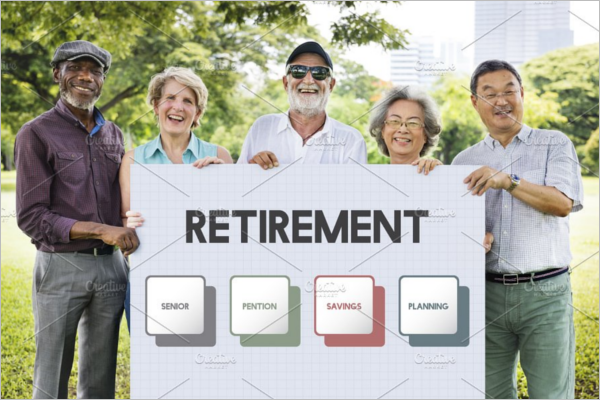 Realistic Retirement Banner