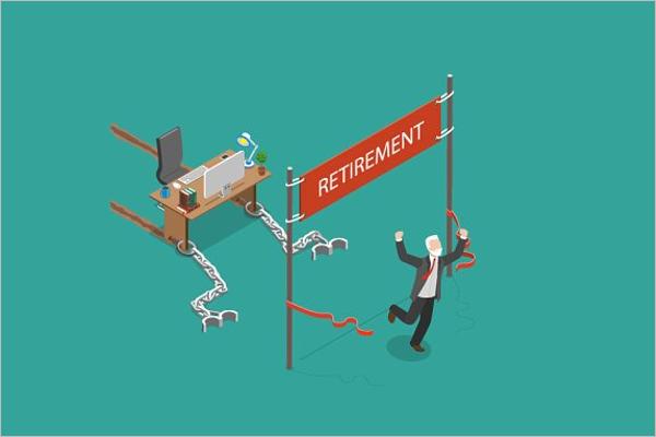Retirement Party Banner Idea