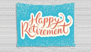 Retirement Party Banners