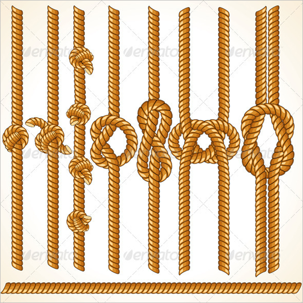 Rope Border Design