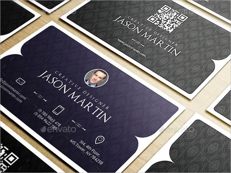 Royal Business Card Design