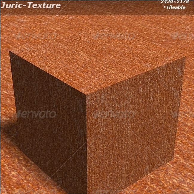 Rusted Metal Texture Design