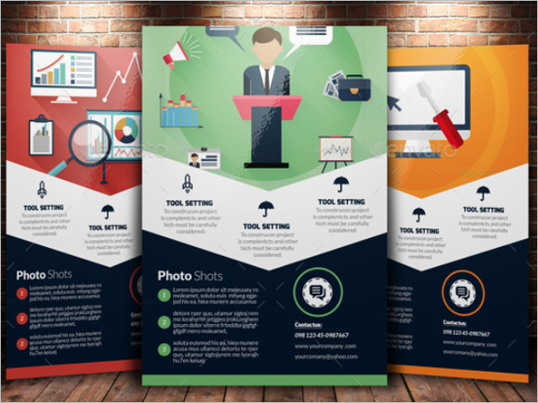 SEO Flyer Design Bundle