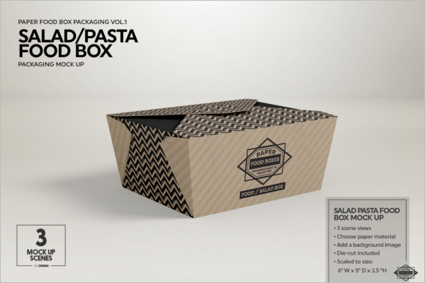43 Food Packaging Mockups Free Psd Templates Creativetemplate
