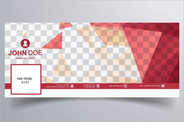 Sample Facebook Banner Template