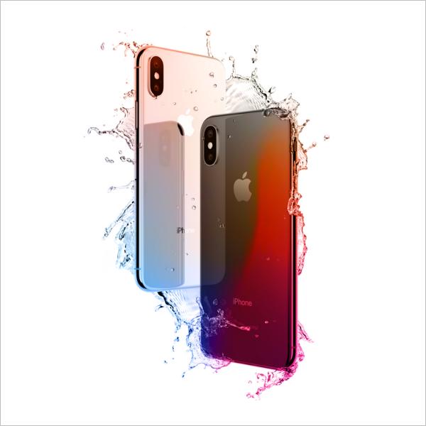 SampleiPhone X Mockup PSD Template