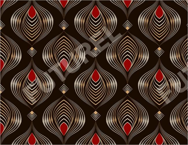 Seamless Bronze Texture Design