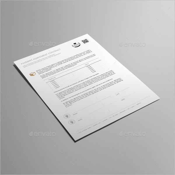 Service Agreement Form Template