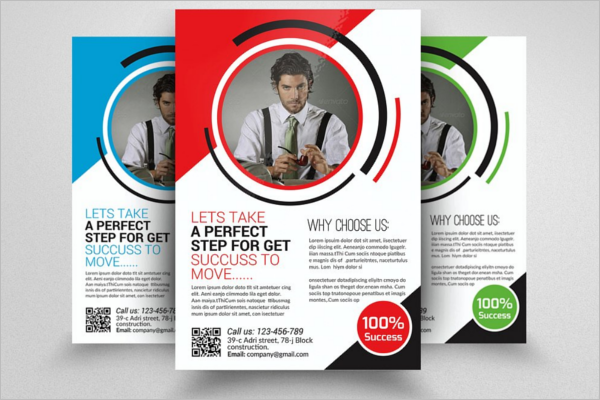 Small Business Consulting Flyer Template
