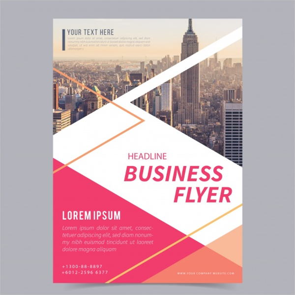 46 Small Business Flyer Templates Free Psd Word Designs